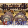 Caterpillar Crankshaft New Forged C9, C-9 Replaces: OEM 2827958