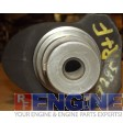 "Crankshaft Remachined Continental 164 TM27C600 Stroke: 4.06"" Rod: 1.937"