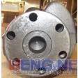 "Crankshaft Remachined Detroit Diesel 3-53 5116028 Stroke: 4.50"" Rod: 2.500"" Main"