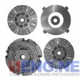 Clutch Kit Reman International 4366, 4386, 4586