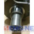 John Deere JD 4045, 4.5L Powertech Crankshaft Remachined RE50618, R113596E
