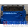 Engine - Short Block Reman Ford / Newholland 172G Block# D3JL6015J Painted blue