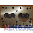 Cylinder Head Remachined Minneapolis Moline 2 Cyl Diesel CN: GE30E BARE 2 CYL