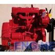 International Engine Good Running C200 S/N: 200CU2U031218 BLOCK: 534465R1 40 PSI