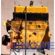 Long Block Used International C153 S/N: 24419 BLOCK: 391239R1  4 Cyl GAS