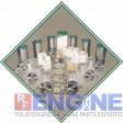 Caterpillar Overhaul Kit New Out Frame  C15 Acert PISTON 2485516 17:1 COMPRESSION