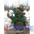John Deere 6.329D Engine Complete