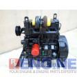 John Deere 4024T Engine Complete