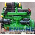 John Deere Engine Good Running 404T S/N: 5641308RG HEAD: R59876 Good runner