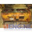 Minneapolis Moline 283 Engine Block