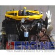 Mitsubish Engine Core 6D34T S/N: 6D34-102186 Turns over but is missing injection