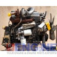 Mitsubishi Engine Core 4D31 S/N: 4D31-A15459 Test Ran: 06-30-14, Rebuildable core
