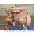 Perkins 6.354 Nat Engine Complete