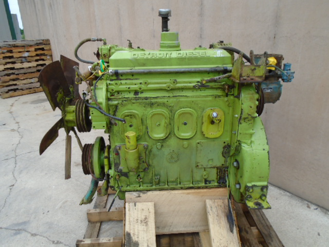 fits detroit diesel 4 71 nat engine complete good runner