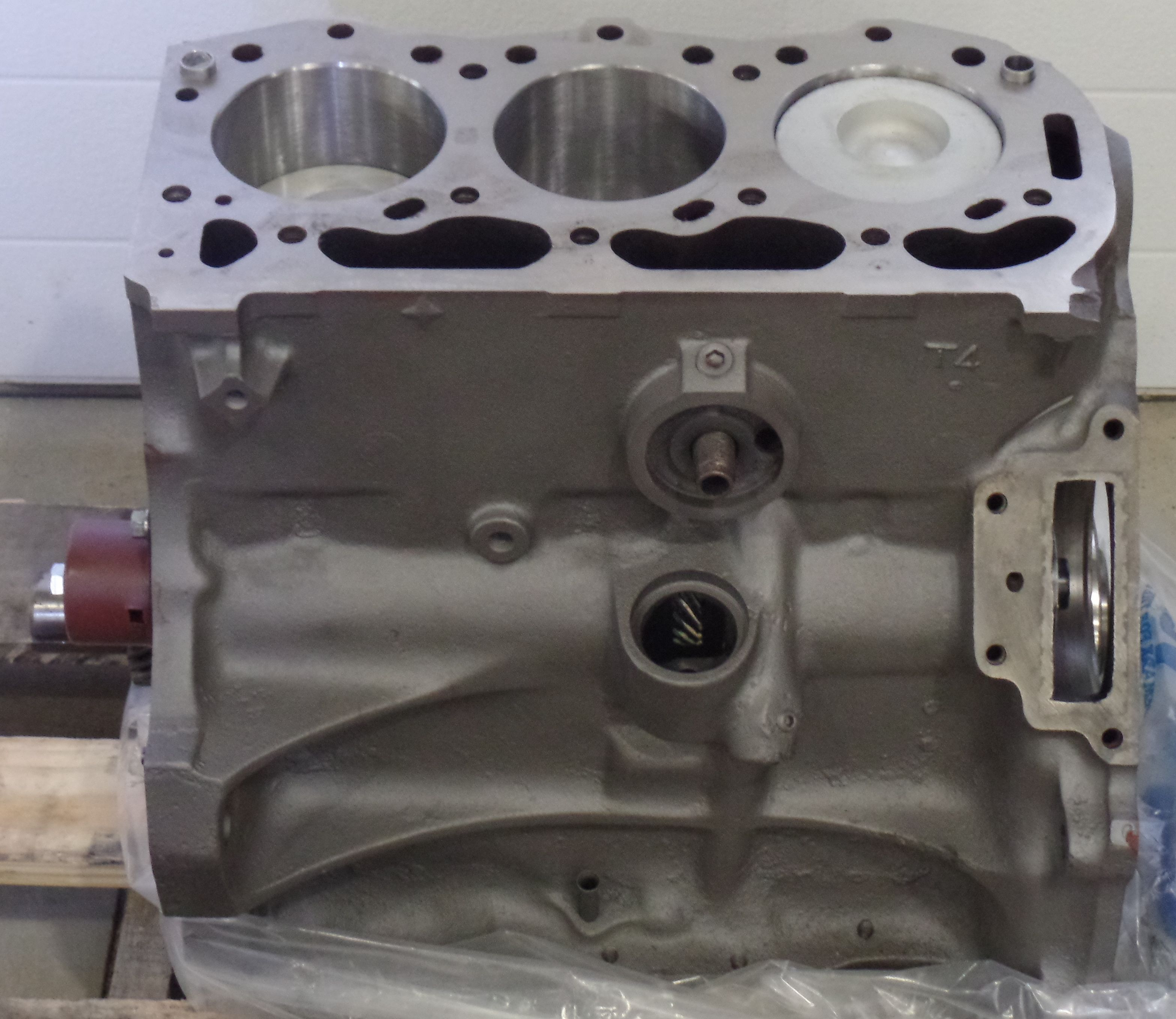 Ford / Newholland FO 158 Engine Short Block Recondition