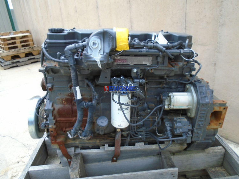 Iveco Nef 677ta  Eed  6 7 L  Engine Complete Seized Core