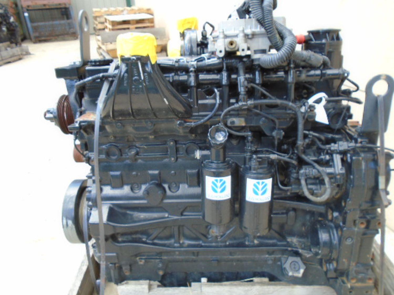 Iveco  U0026quot Nef U0026quot  F4de0684b D  120  6 7l Engine Complete