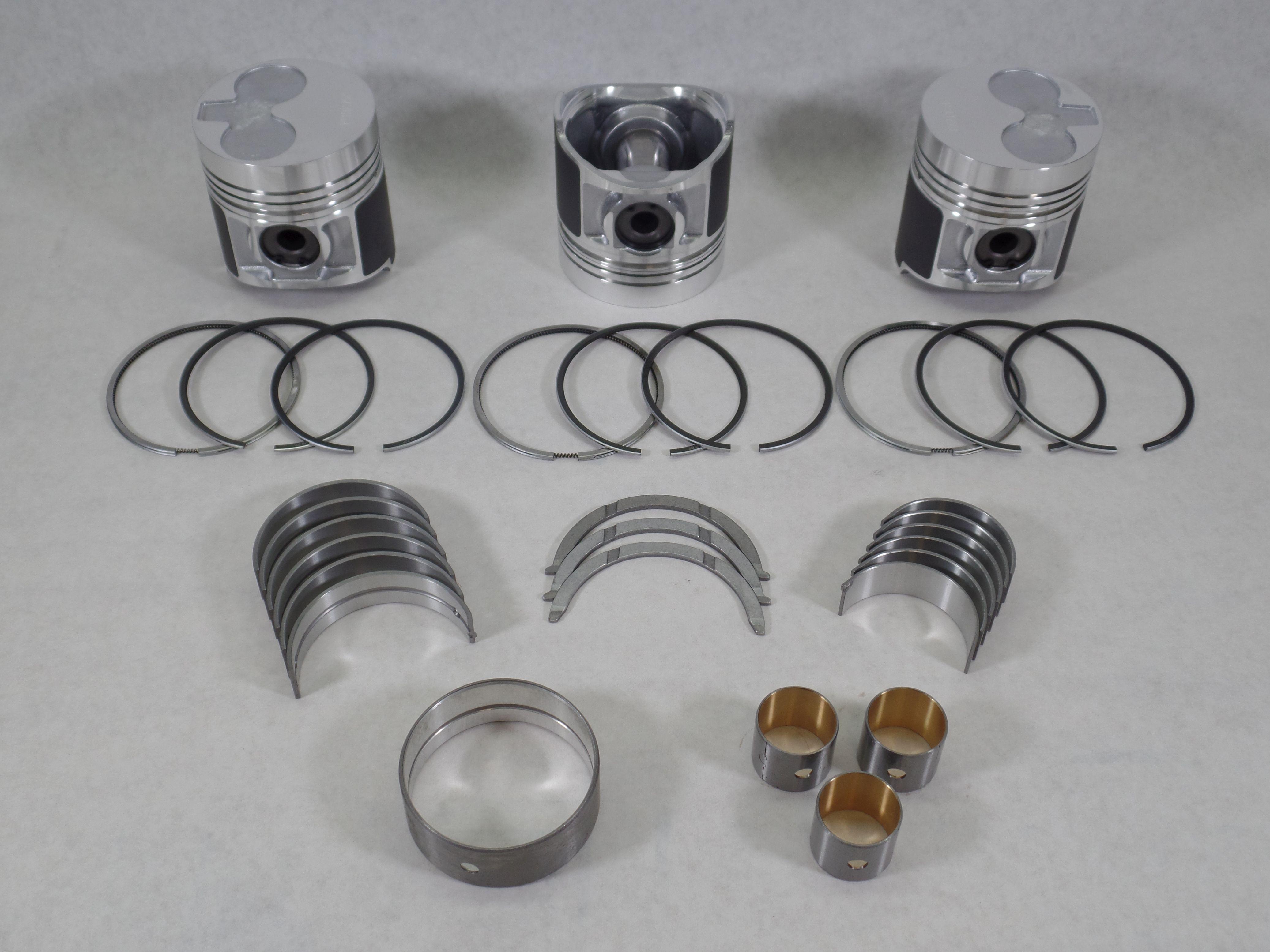 Shibaura Engine Overhaul Kits: R F Engine Fits Shibaura N832