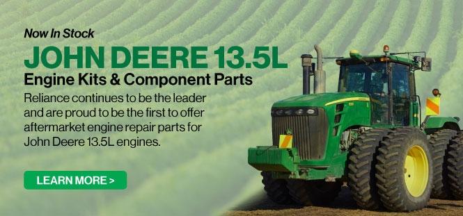 John Deere 13.5L Engine Kits
