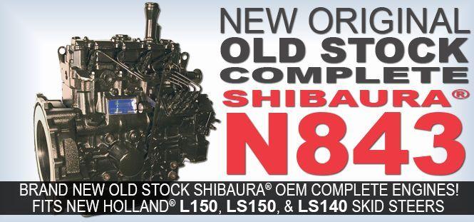 Shibaura N843